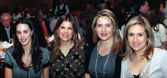 Annette Prado, Luisa Cruz, Nuria Garcia y Melissa Garcia.JPG