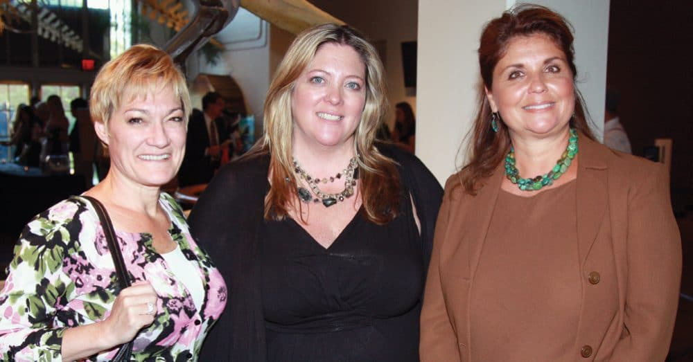 Annette Young, Rosemary Carlisle and Sandra Mellick.JPG
