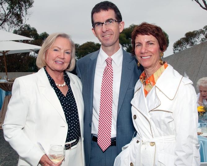Annie Lipper, Dalouge Smith and Sue Ann Meade