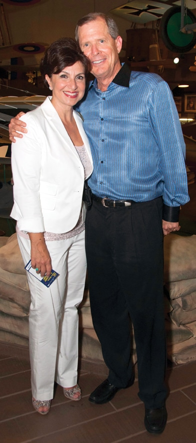 Annie and David Malcom
