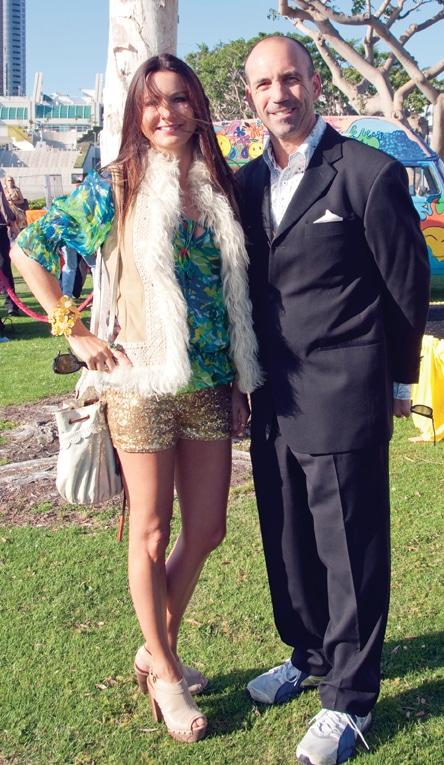 Annika and Gordon Kovtun