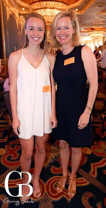 Annika Kjos and Alise Kjos