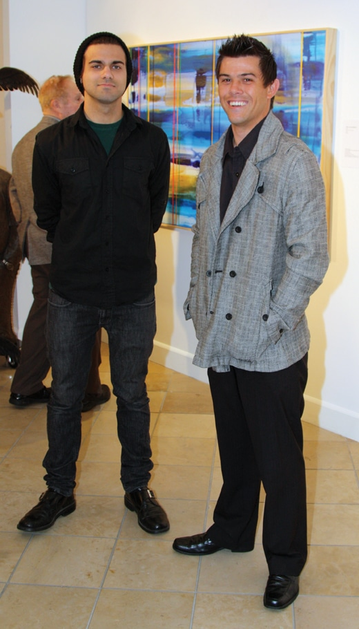 Anthony Montemarano and George Heatherington