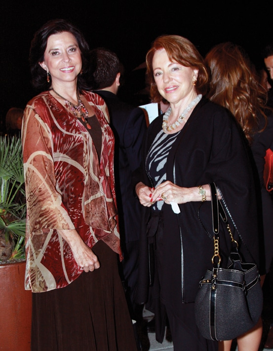 Antonieta Beguerisse and Maribel Corredor