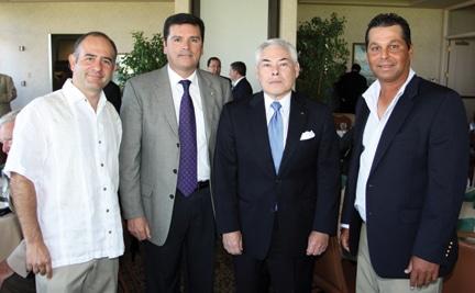 Antonio Barbosa, Ricardo Martinez, Vernon Aguirre and Jorge Perez.JPG