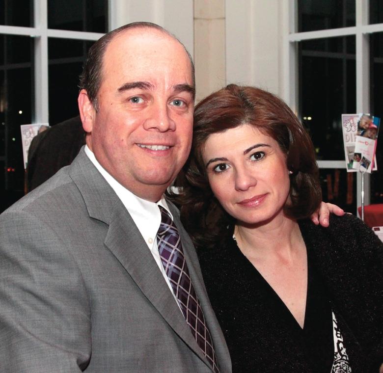 Antonio y Estela Flores