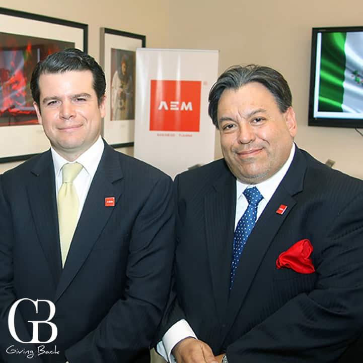 Antonio Maldonado and Gerardo Castro