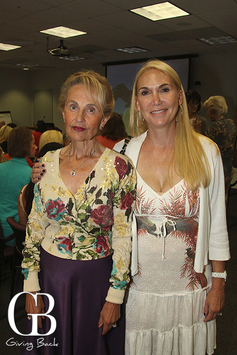 Anya Galasso and Kim Hochman