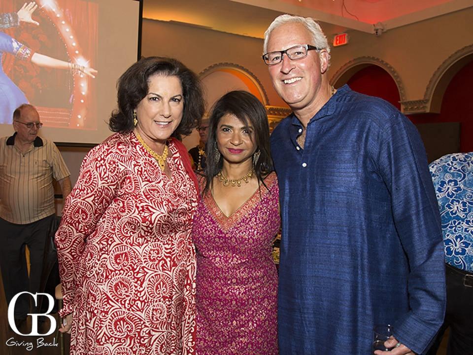Arielle Ford  Jai Varadaraj and Brian Hilliard