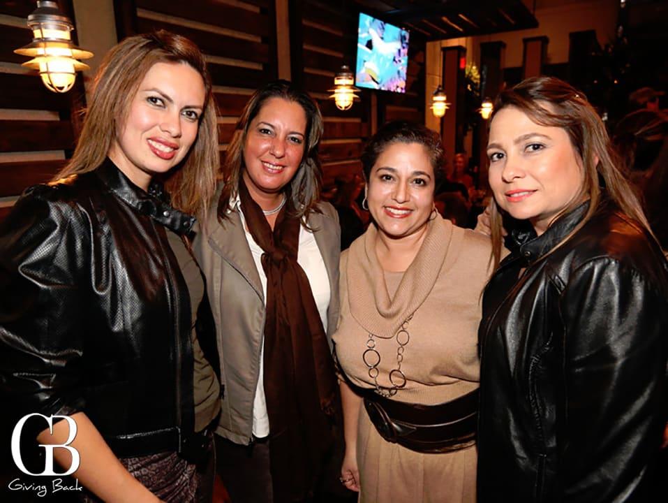 Arlene Gonzalez  Tatiana Ascher  Ruthie  Tepperman y Alejandra Garcia