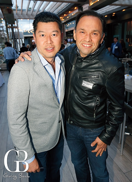Armando Ye and Emiliano Gallego
