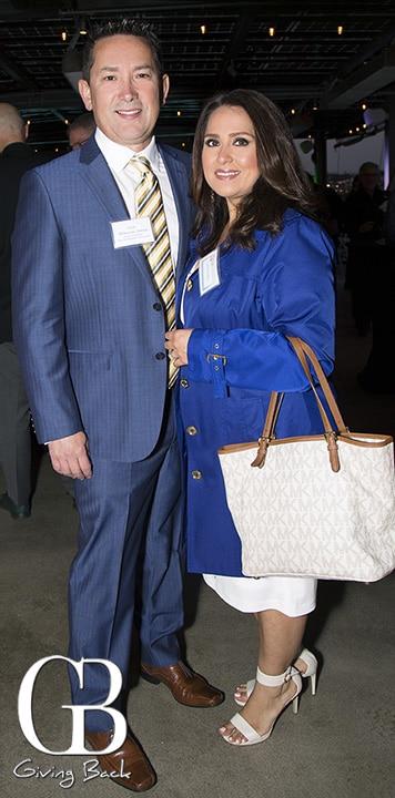 Armando and Jessica Farias