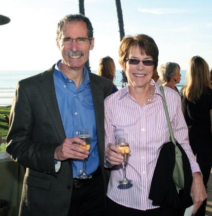 Art Levin and Mandy Butler.JPG