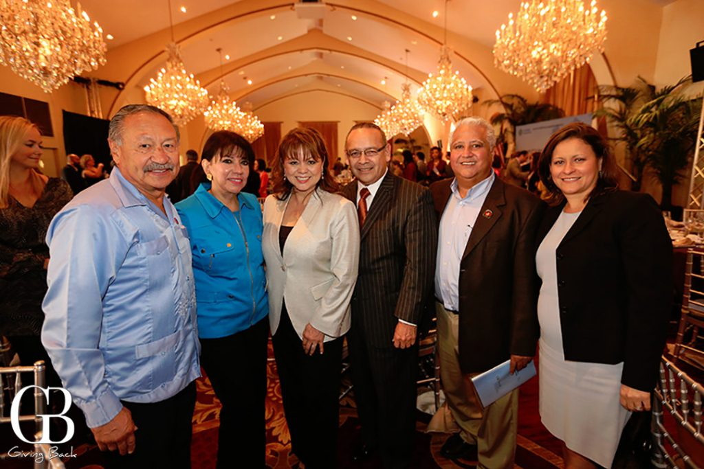 Arturo and Sonya Rodriguez  Lidia S. and Ted Martinez  Paul Chavez and Esther Aguilera