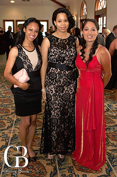 Asha Dunigan  Kesha Dunigan and Amber Loretto