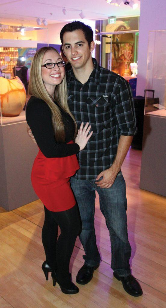 Ashley Skolnick and Stephen Cammell.JPG