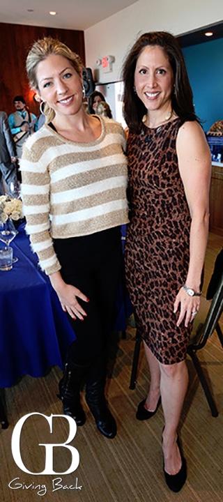 Ashley Estes y Jennifer Barron