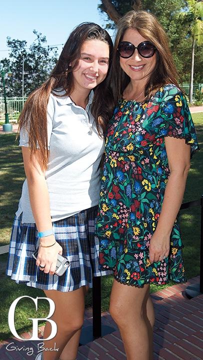 Ashley and Lisa Burner