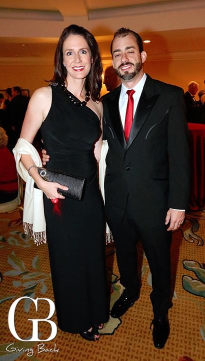 Ashley and Scott Lewis