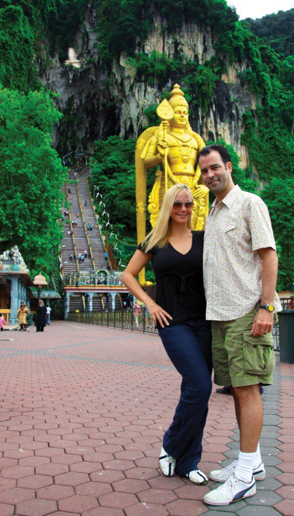 At the Batu Caves.JPG
