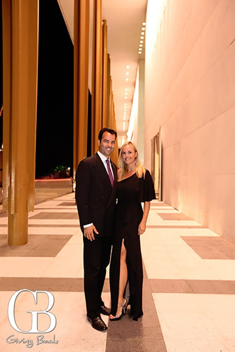 At The Kennedy Center
