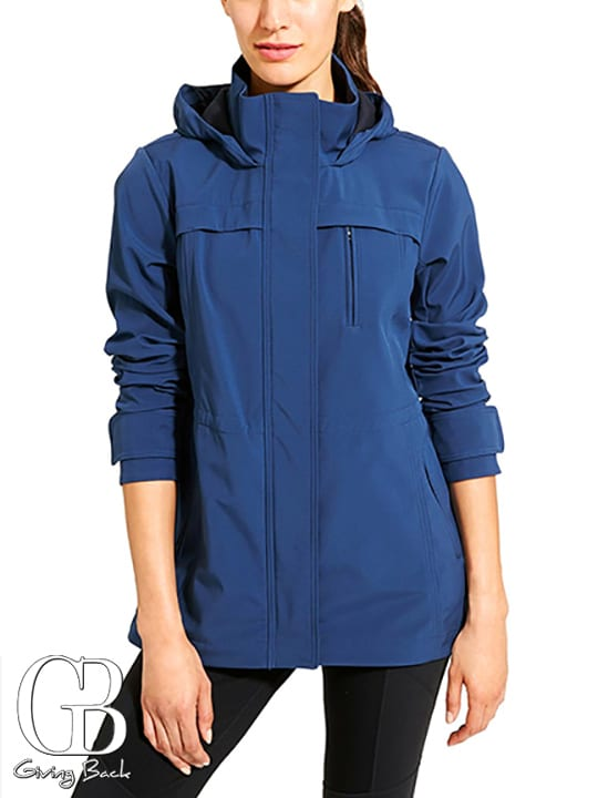 Athleta Drizzle Jacket