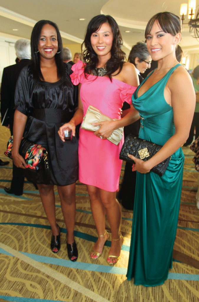 Ayana Ali, Susanne Creighton and Rossanne Decastro.JPG