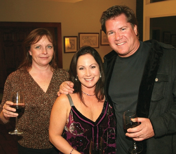 Ayn Riggs with Marcia and Todd Parnell.JPG