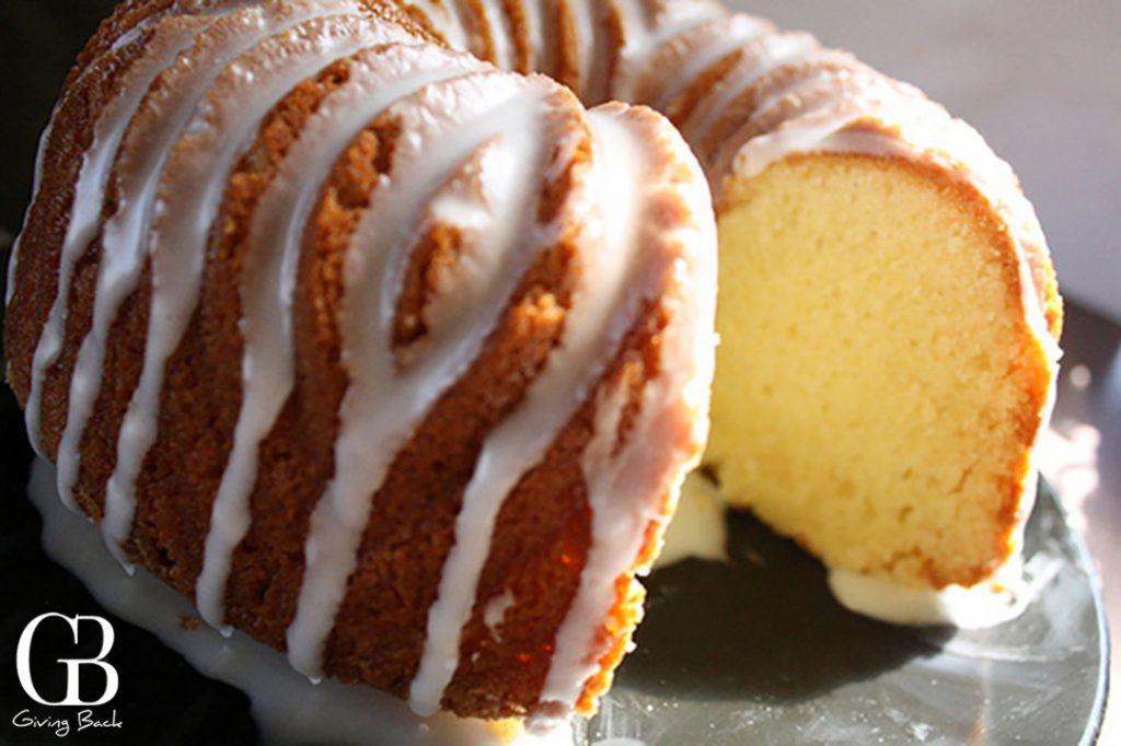 BUNDT CAKE EXAMPLE