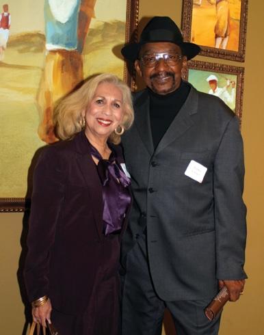 Barbara Avalos and James Grier.JPG