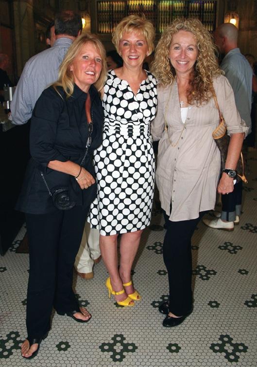 Barbara Beltaire, Pam Cesak and Myra Kurn.JPG