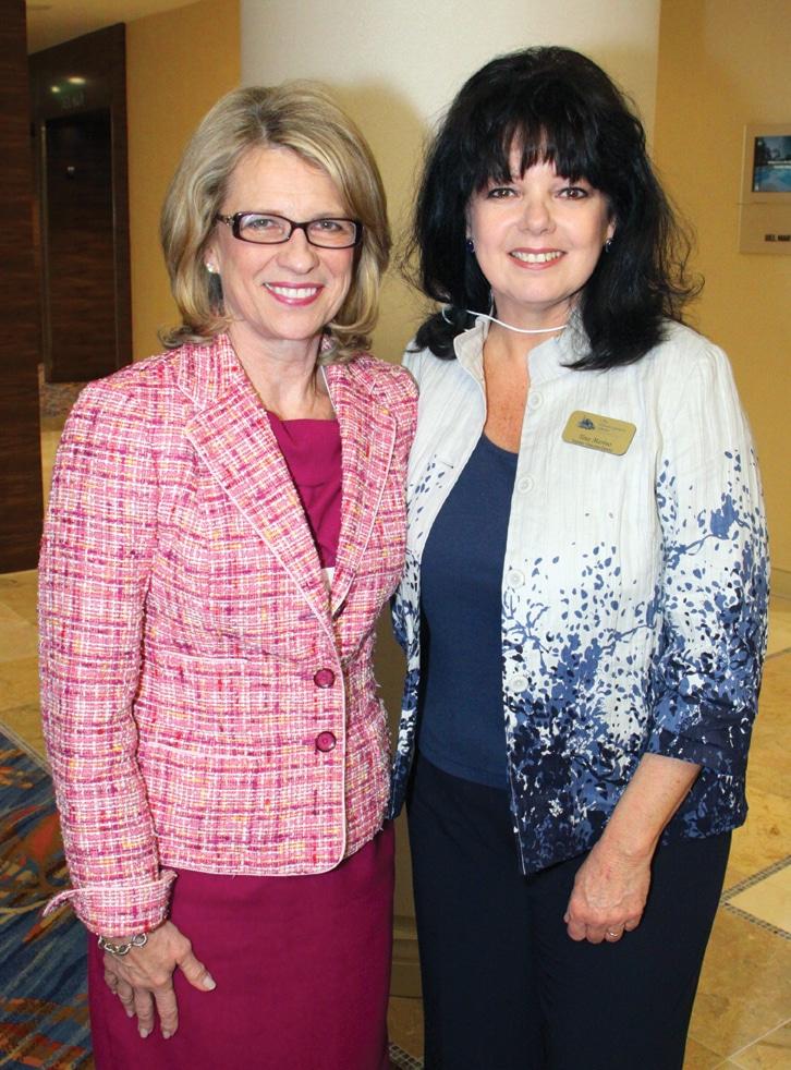 Barbara Hunter and Tina Marino.JPG