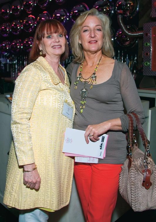 Barbara Kramer and Jill Dillard