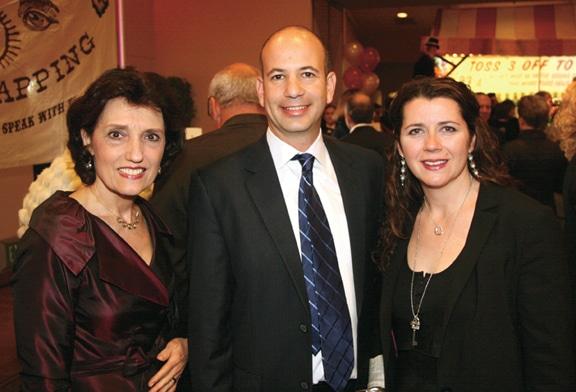 Barbara Parker with Karim and Dalaura Kader.JPG