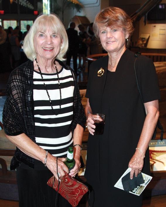 Barbara Woodward and Jonna Talbott