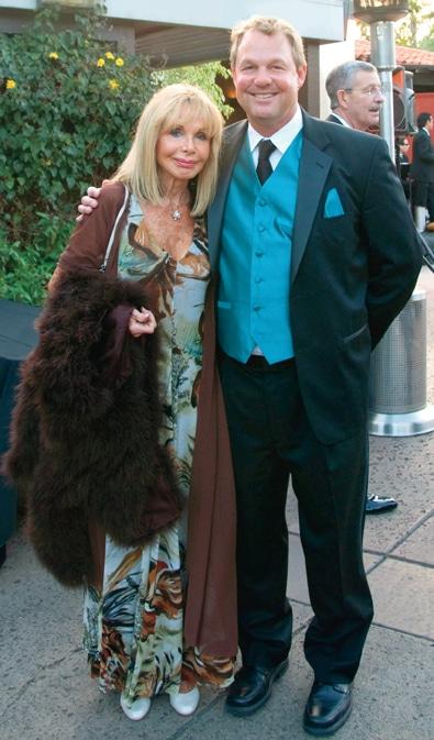 Barbara and Mark Kjos
