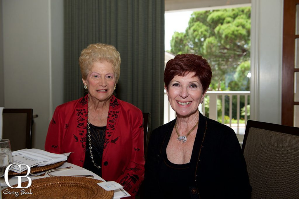 Barbara Abramovitz and Jane Jaffe