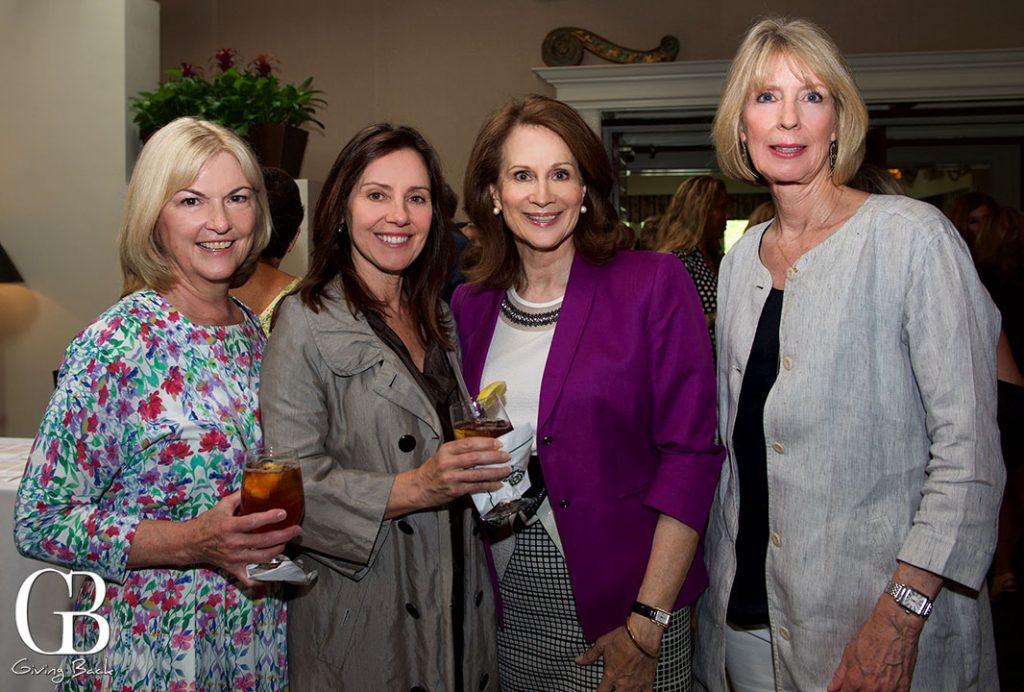 Barbara Barr  Loni Palladino  Cathy Hunt and Kay Dean
