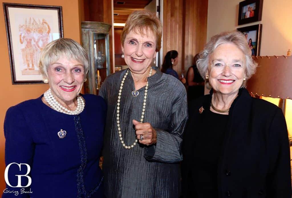 Barbara Brown  Barbara McColl and Alison Gildred