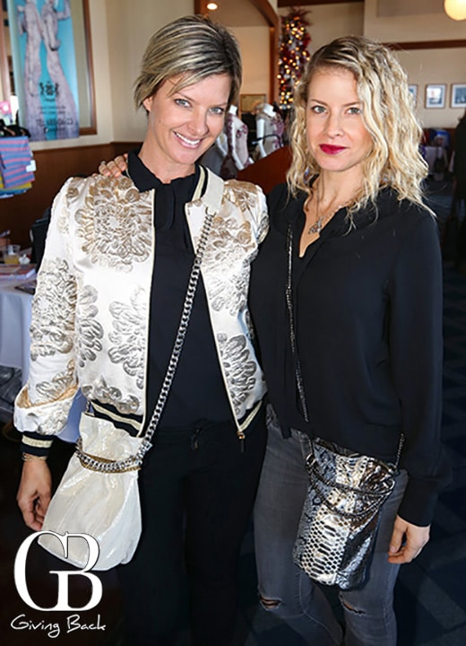 Barbara Gold and Deborah Gold