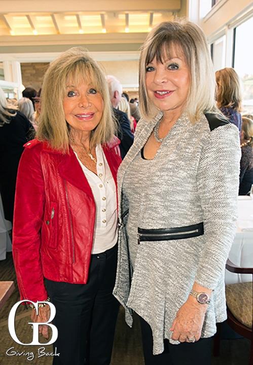 Barbara Kjos and Ingrid Hibben