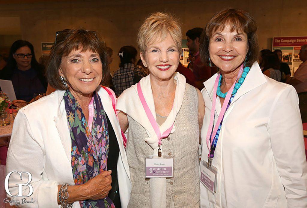 Barbara Sherman  Gloria Stone and Rebecca Newman