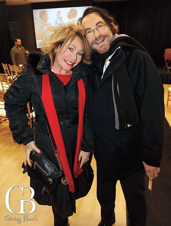 Barbara and Howard Milstein