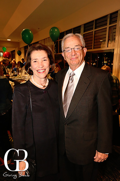 Barbara and Kirk Henry