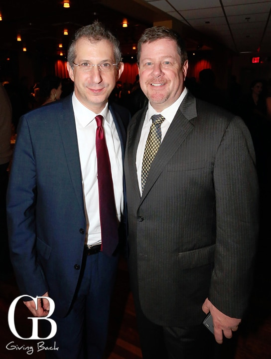 Barry Edelstein and Michael Murphy