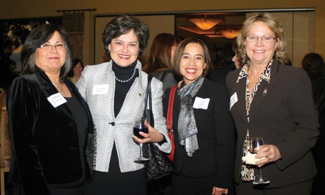 Beatrice Zamora, Angelica Suarez, Sylvia Cornejo Darcy and Kendra Jeffcoat.JPG