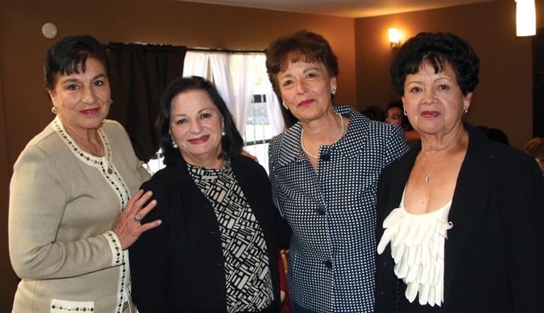 Beatriz Castellanos, Alba Luz Gonzalez, Beatriz Gamboa y Marina Alatorre.JPG