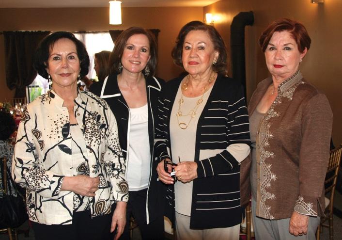 Beatriz Margain, Yolanda Macfarlane, Yolanda Gonzalez y Estella Ayala.JPG