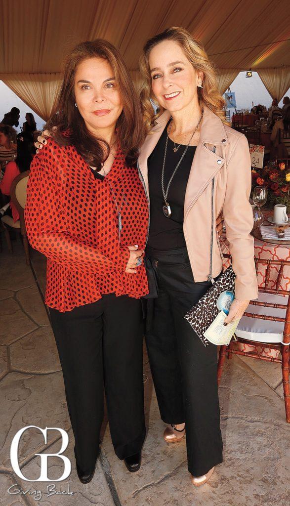 Beatriz Gutierrez and Ana Luisa Fimbres