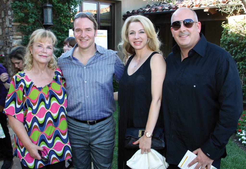 Becky Moores, Steve Romande, Kim and Phil Palumbo +.JPG
